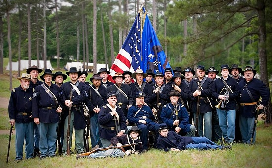 The 28th Georgia / 123rd New York Volunteer Infantry - Welcome